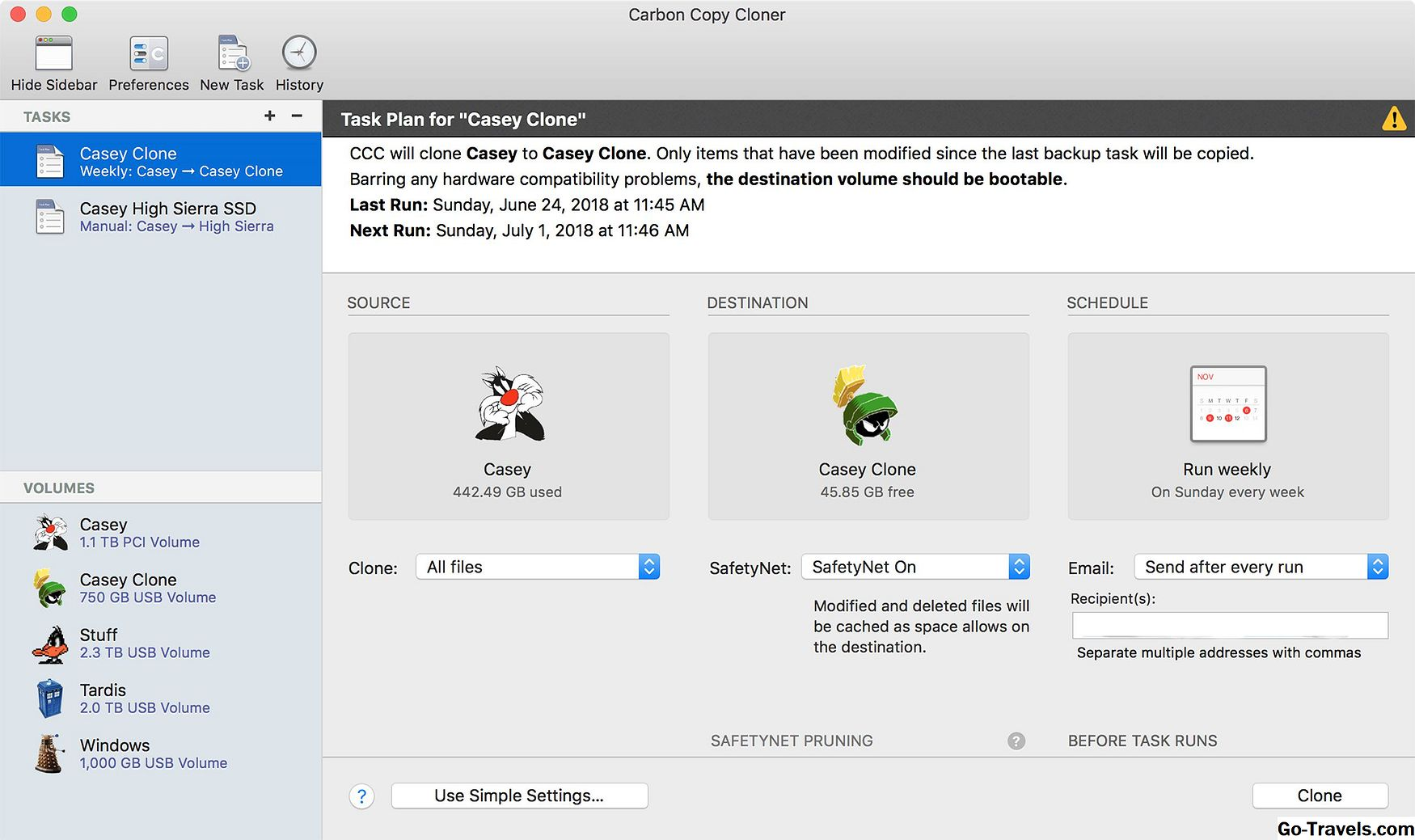 Carbon Copy Cloner 4: A Must Have Backup App na Maca