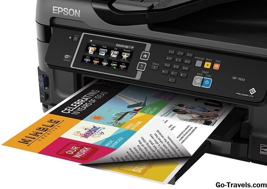 Epson WorkForce WF-7610 Tout-en-un