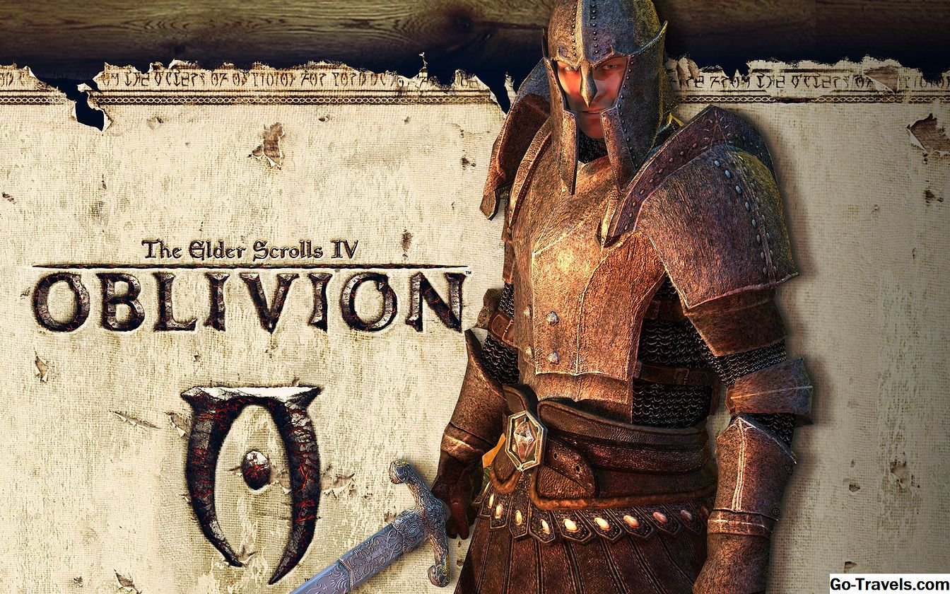 "Codes de l'arme ""The Elder Scrolls IV: Oblivion"" sur PC"