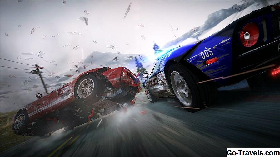'Need For Speed ​​Hot Pursuit 2' Astuces et Codes pour PC