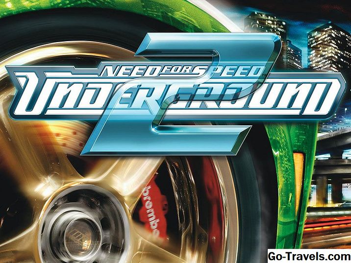 Need For Speed ​​Underground 2 Soundtrack Révélé