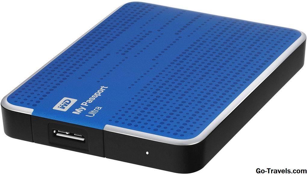 Was ist eine externe Festplatte?